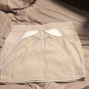 Women's BCBG skirt M